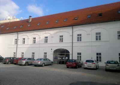 Glazbena škola Varaždin - uređenje unutrašnje fasade (3)