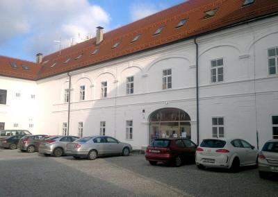 Glazbena škola Varaždin - uređenje unutrašnje fasade (4)