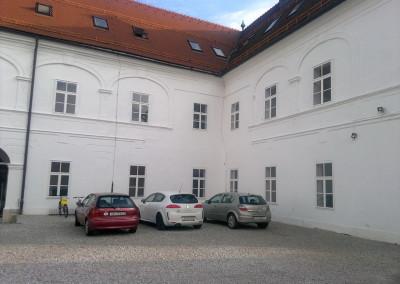 Glazbena škola Varaždin - uređenje unutrašnje fasade (6)
