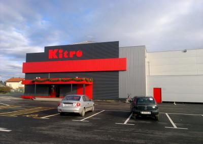 Megamarket, TP Varaždin i Kitro - Nedeljanec (1)