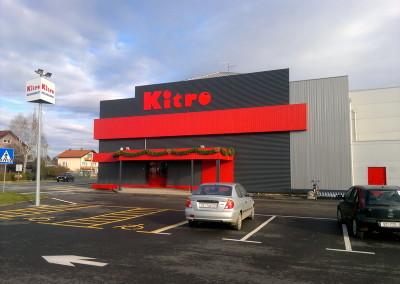 Megamarket, TP Varaždin i Kitro - Nedeljanec (2)