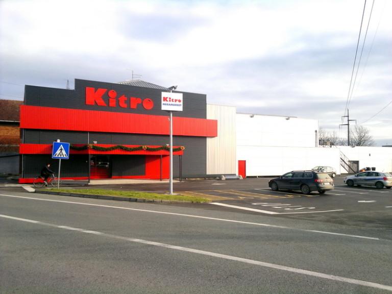 Megamarket, TP Varaždin i Kitro – Nedeljanec