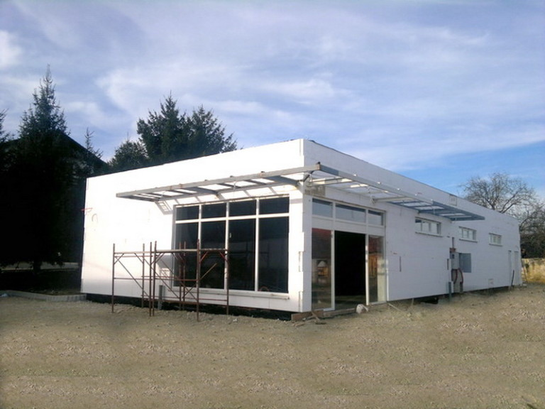 Minimarket, TP Varaždin i Kitro – Marčan – u izgradnji