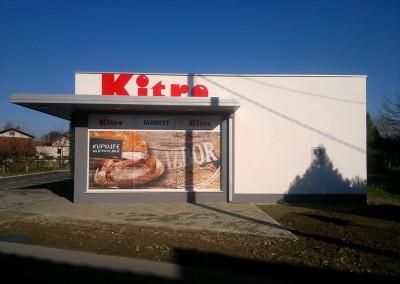 Minimarket, TP Varaždin i Kitro - Orehovica (1)