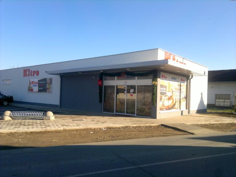 Minimarket, TP Varaždin i Kitro – Orehovica