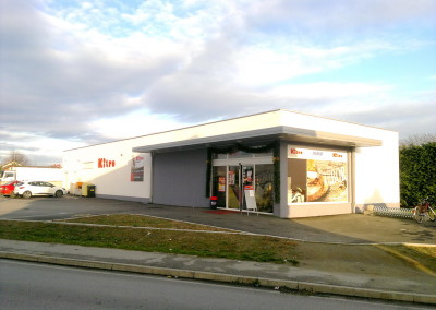 Minimarket, TP Varaždin i Kitro – Trnovec Bartolovečki