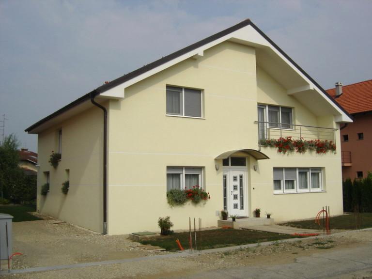 Obiteljska kuća – Kraljić – Varaždin