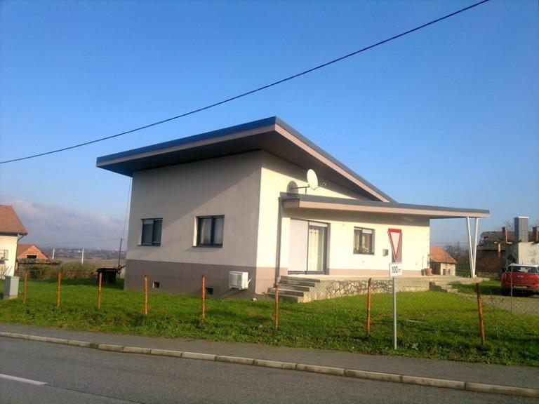 Obiteljska kuća – Matijević
