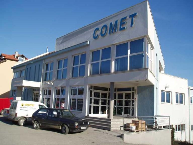 Poslovna zgrada – Comet – Novi Marof