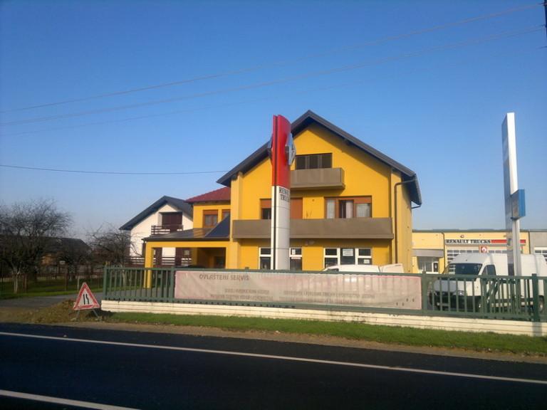 Poslovni objekat – Hidropneumat  – Trnovec Bartolovečki