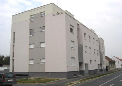 Poslovno - stambena zgrada - Varaždin, K. Filića (1)