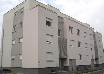 Poslovno - stambena zgrada - Varaždin, K. Filića (2)