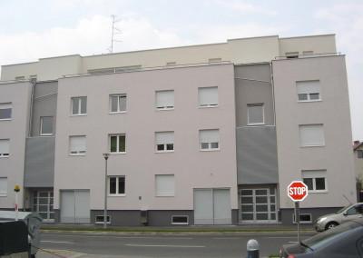 Poslovno - stambena zgrada - Varaždin, K. Filića (3)