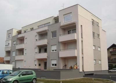 Poslovno - stambena zgrada - Varaždin, K. Filića (5)