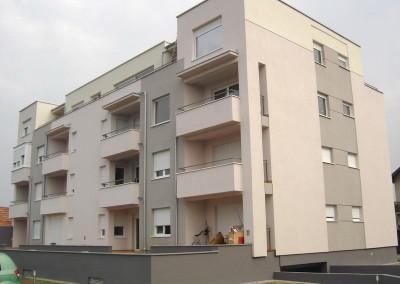 Poslovno - stambena zgrada - Varaždin, K. Filića (6)