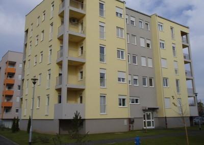 Stambene zgrade POS-a – Varaždin, Jalkovečka