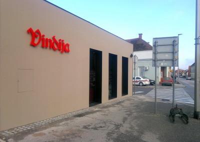 Vindija - trgovina, Varaždin (2)
