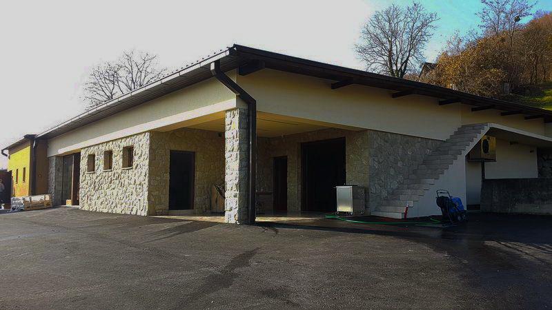Eko vinarija Comet – Budinšćina, Pece