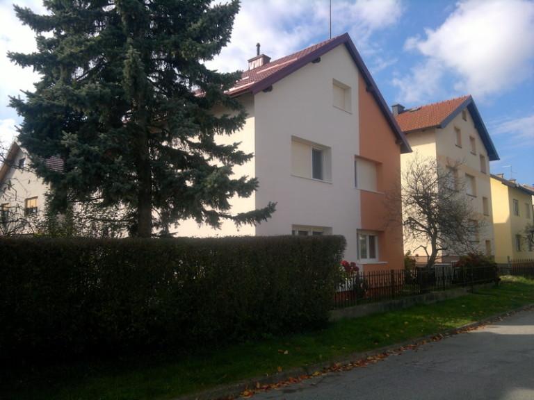 Obiteljska kuća – Hudek – izrada fasade