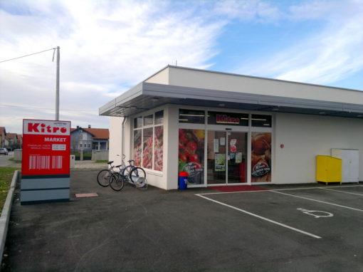 Kitro market – Kučan Donji