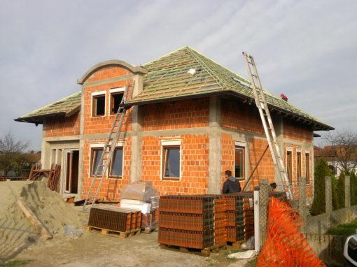 Obiteljska kuća – Canjuga – Sračinec