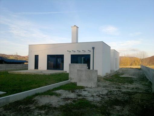 Obiteljska kuća – Novak – Podevčevo