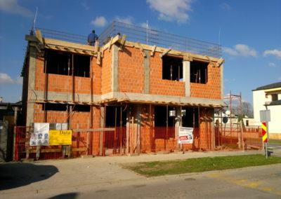 Poslovno stambena građevina – Mah Sport – Varaždin