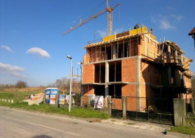 Stmbena građevina – Benko – Varaždin